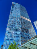 Almaty - Ritz Carlton Tower Fotografia Stock