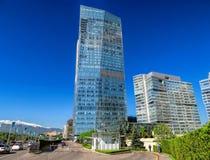 Almaty - The Ritz Carlton Tower Royalty Free Stock Photography