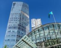Almaty - The Ritz Carlton Tower Stock Photo