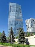 Almaty - The Ritz Carlton Tower Stock Photos