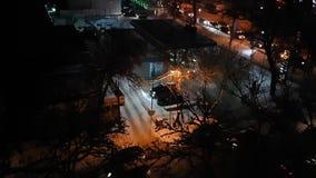 Almaty stad arkivfilmer