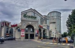 Almaty stad Arkivfoton