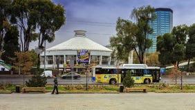 Almaty-Stadt Lizenzfreie Stockfotos