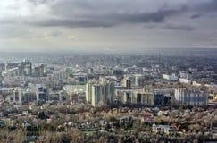 Almaty-Stadt lizenzfreies stockbild