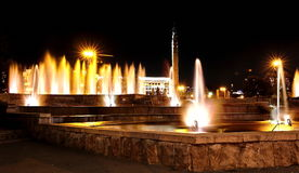 Almaty-Stadt stockfotografie