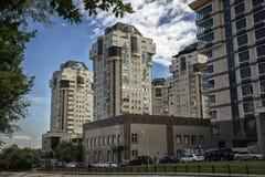 Almaty-Stadt lizenzfreie stockfotografie