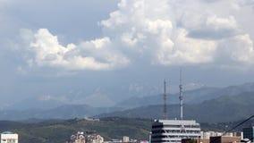 Almaty-Stadt stock video