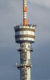 Almaty - telecommunication tower Stock Image
