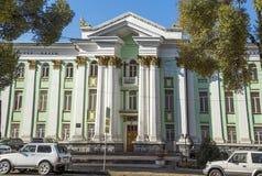 Almaty - vecchia architettura Fotografie Stock