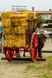 ALMAYATE HISZPANIA, KWIECIEŃ, - 21, 2018 Tradycyjny Andaluzyjski konkurs Zdjęcia Stock