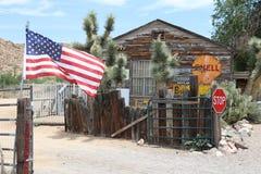 Almecina en Route 66 Imágenes de archivo libres de regalías