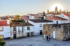 Almeida, Beira, Portogallo Immagini Stock Libere da Diritti