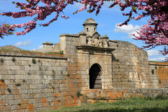 Almeida historical village, Portugal. royalty free stock images