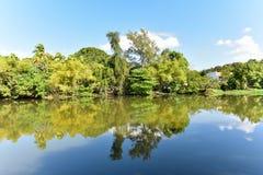 Almendares Park - Havana, Cuba Royalty Free Stock Photos