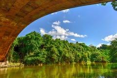 Almendares-Park - Havana, Kuba lizenzfreie stockbilder
