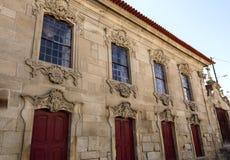 Almendra †'Barokowa rezydencja ziemska zdjęcie stock