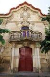 Almendra †'Barokowa rezydencja ziemska zdjęcie royalty free