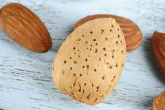 Almendras nuts Fotografía de archivo