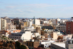 Almería fotografía de archivo