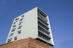 Almere City Center. Citadel apartment building in Almere City Center Royalty Free Stock Photography