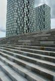 Almere, nouvelle ville Photos stock