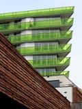 Almere, nouvelle ville Image libre de droits