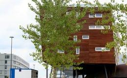 Almere, nuova città Fotografie Stock