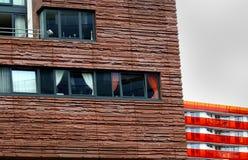 Almere, nuova città Immagine Stock