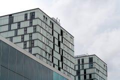 Almere, nuova città Immagini Stock Libere da Diritti