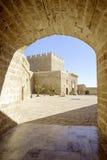 Almeria, Andalusia, spagna, Europa, alcazaba Fotografie Stock
