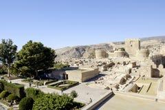 Almeria, Andalusia, spagna, Europa, alcazaba Immagini Stock Libere da Diritti