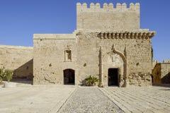 Almeria, a Andaluzia, spain, Europa, alcazaba foto de stock royalty free