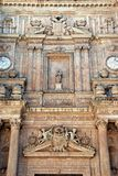 Almeria Cathedral detail, Spain. Stock Images