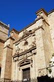 Almeria Cathedral, Spagna Fotografia Stock Libera da Diritti