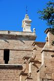 Almeria Cathedral, Spain. Royalty Free Stock Photography