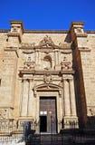 Almeria Cathedral, Spain. Stock Image