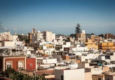 Almeria city Stock Photos