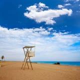 Almeria Mojacar beach Mediterranean sea Spain Stock Photos
