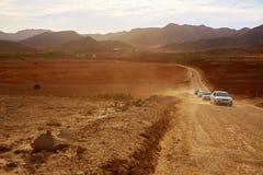 Almeria Playa de los Genoveses natural Park Stock Image