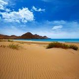 Almeria Playa Genoveses beach Cabo de Gata Stock Photo