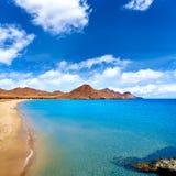Almeria Playa los Genoveses beach Cabo de Gata Stock Photo