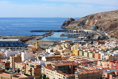 Almeria, Spagna Immagini Stock