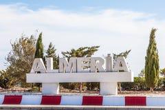 Almeria, Spagna Fotografia Stock Libera da Diritti