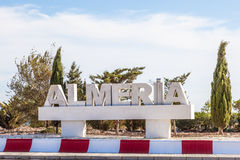 almeria Spain Fotografia Royalty Free