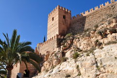Almeria,Spain Royalty Free Stock Images