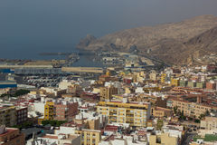 Almeria, Spain Stock Photo
