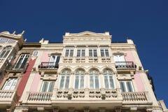 Almeria, Spanje stock fotografie