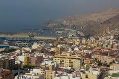 Almeria, Spanje Stock Foto