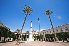 Almeria w Hiszpania zdjęcie royalty free