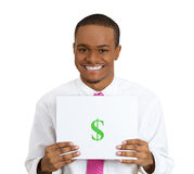 The almighty dollar Stock Photo